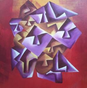 Hide'n'Seek-11_24X24_Acrylic on canvas_25,000 INR