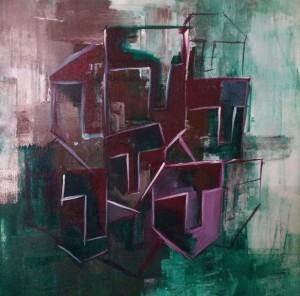 Hide'n'Seek-5_24X24_Acrylic on canvas_25,000 INR